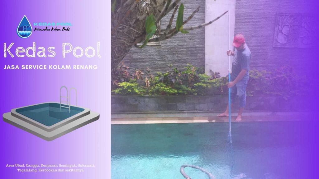 service kolam renang bali